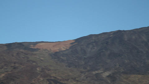 Pico Del Teide Footage