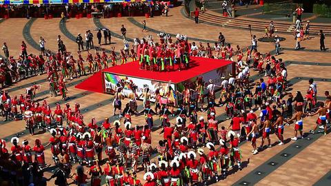 R @ C 30929P11-1996 新北市原住民豐年祭 Footage