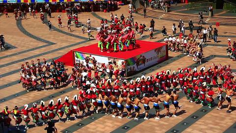 R @ C 30929P11- 2430 新北市原住民豐年祭 Footage