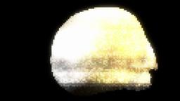 Skull Hologram Animation