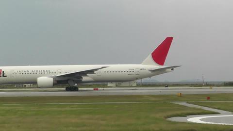 Okinawa Naha Airport 01 jal Footage