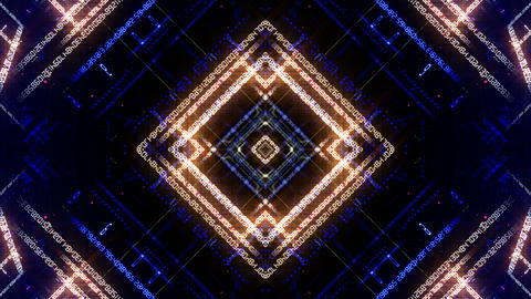Kaleidoscope ND 2 AC Number HD CG動画