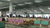 Okinawa Naha Airport Terminal 04 60fps native slowmotion Footage