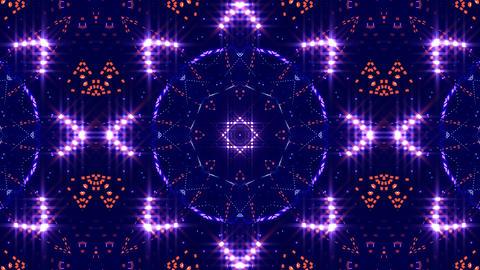 Kaleidoscope ND 2 Ba HD Stock Video Footage