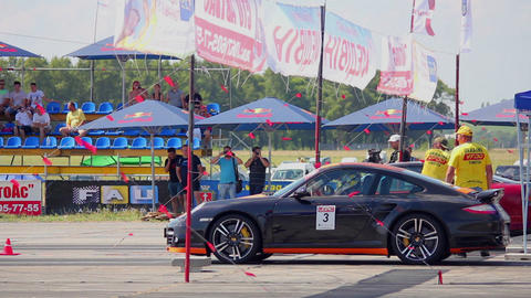 Drag 2 Stock Video Footage