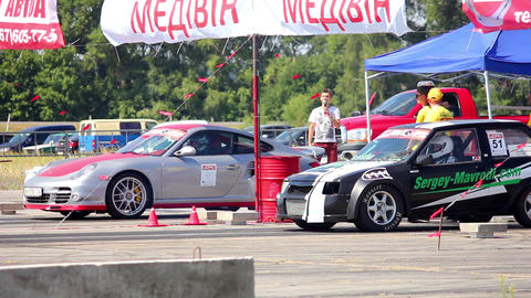Drag 4 Stock Video Footage