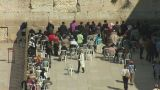 kotel womans Footage