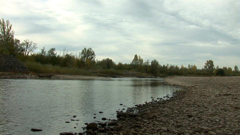 river prut 22 Stock Video Footage
