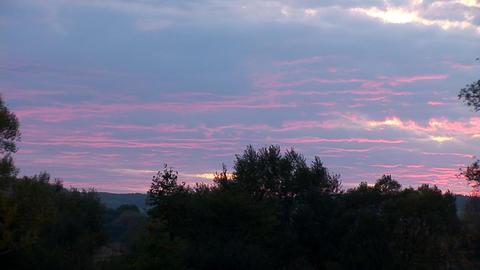 sunset 32 Stock Video Footage