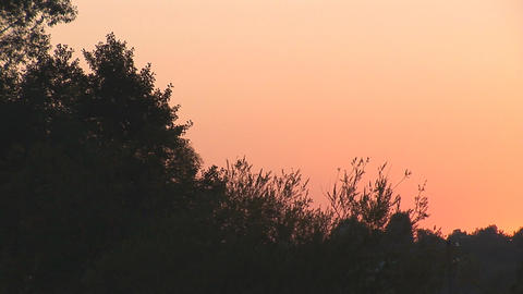 sunset bg 1 Stock Video Footage