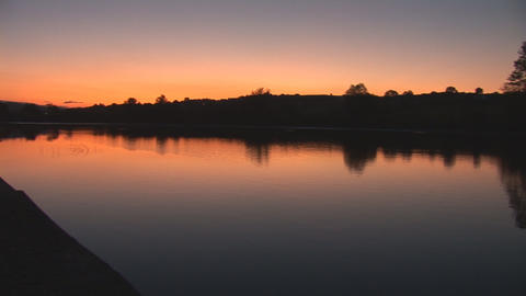 sunset 29 Stock Video Footage
