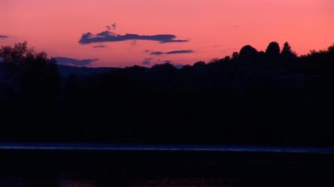 sunset 31 Stock Video Footage