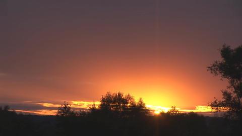 sunset 18 Stock Video Footage