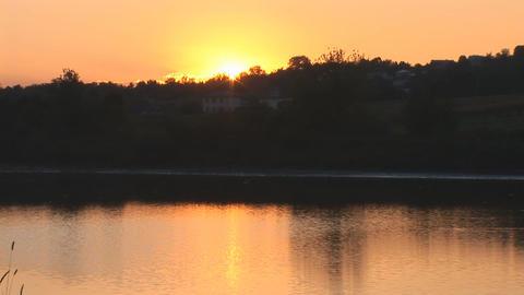 sunset 20 Stock Video Footage