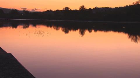 sunset 24 Stock Video Footage