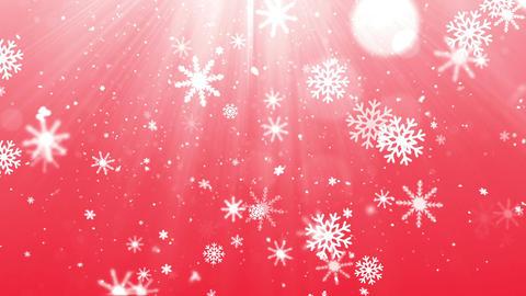 Elegant Snow Flakes 1 Animation