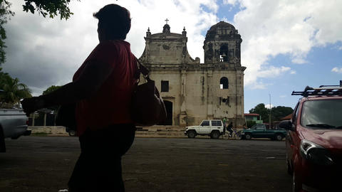 Iglesia de San Juan church Footage
