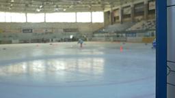 Hockey Training Day Live Action