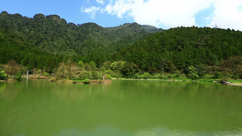 SNY 50314P02- 1747 宜蘭明池 Mingchih Forest Recreation Area Live影片
