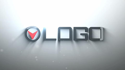 Simple Lighting Logo After Effects Template