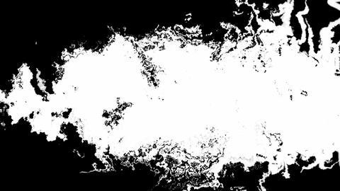Ice Freeze Transition Mask 2 HD Alpha Animation