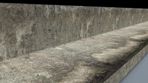 Berlin Wall Trap Elements 3D Model