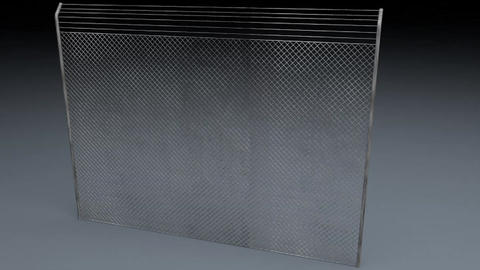 Electric Fence v 2 Modelo 3D