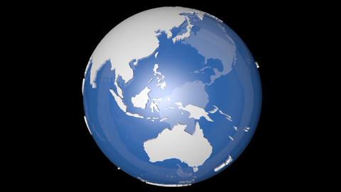 3D Earth 3D Model