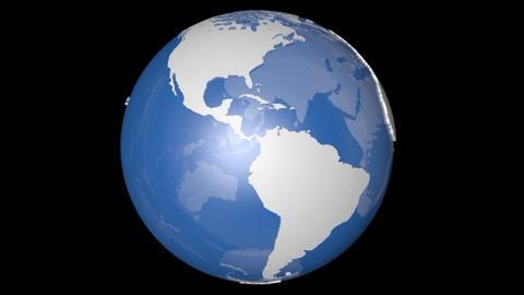 3D Earth 3D Modell