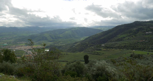 4K, Nice View on Marinello and surroundings, Sicily, Italy Live-Action