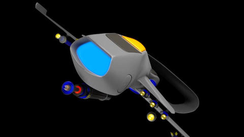 The Avenger Modelo 3D