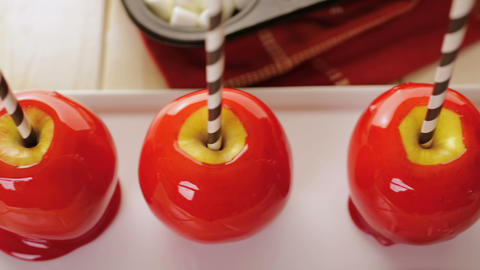 Candy apples Live Action
