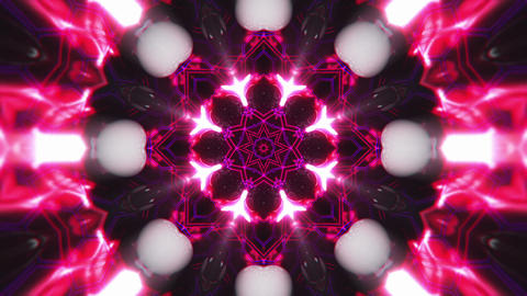 VJ Loop Color Energy Kaleidoscope 9 Animation