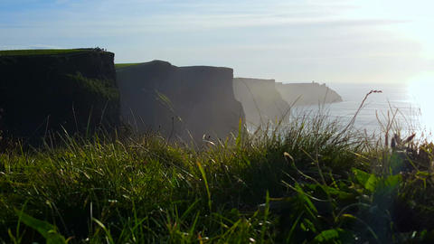Misty Cliffs of Moher Footage