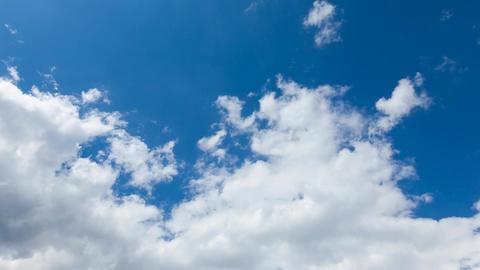 Cloud TimeLapse Footage