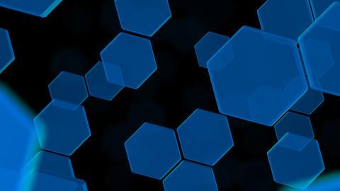 Hexagon 2 Aa 1 HD Stock Video Footage