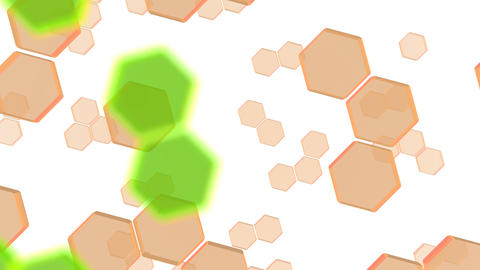 Hexagon 2 Ab 3 HD Animation