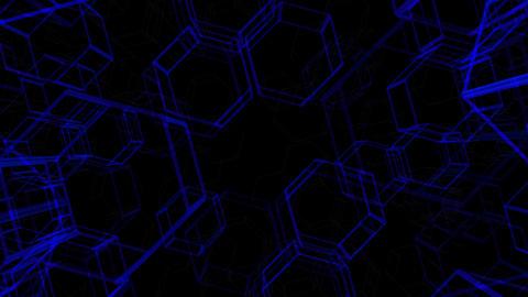 Hexagon 2 Ac 1 HD Stock Video Footage