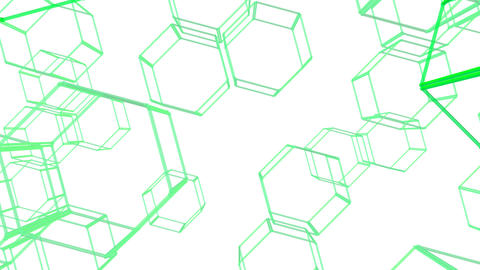 Hexagon 2 Ac 3 HD Stock Video Footage