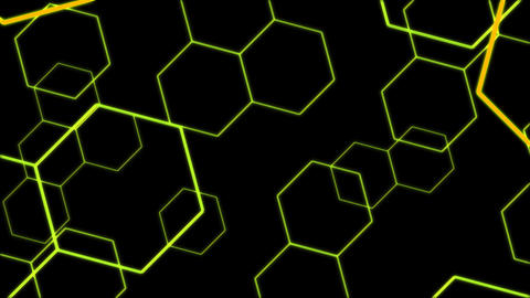 Hexagon 2 Ad 1 HD Animation