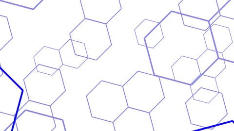 Hexagon 2 Ad 3 HD Animation