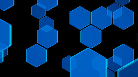 Hexagon 2 Ba 1 HD Animation