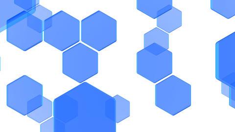 Hexagon 2 Ba 3 HD Stock Video Footage
