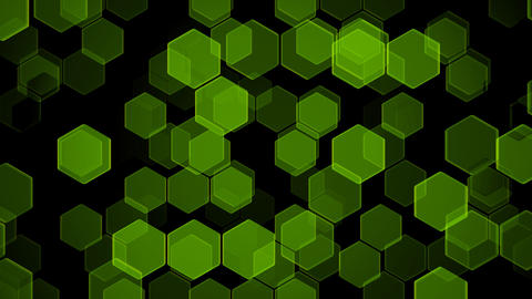 Hexagon 2 Ca 1 HD Animation