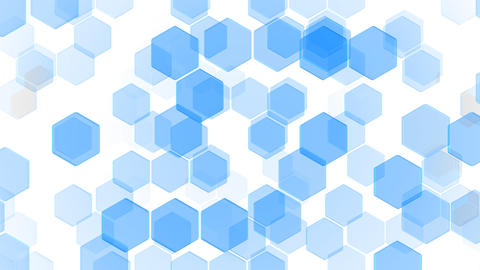 Hexagon 2 Ca 3 HD Animation