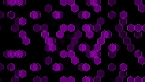 Hexagon 2 Cb 1 HD Stock Video Footage