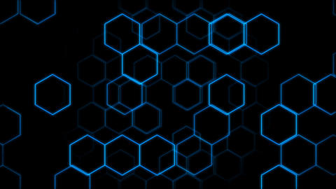 Hexagon 2 Cd 1 HD Stock Video Footage