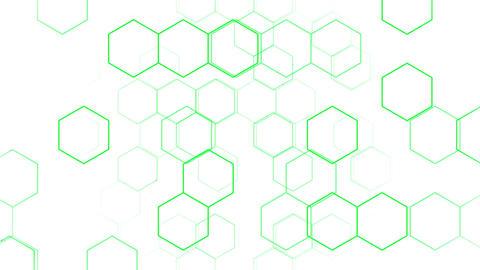 Hexagon 2 Cd 3 HD Stock Video Footage