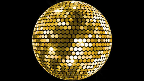 Mirror Ball 2 Fg 1 HD Stock Video Footage
