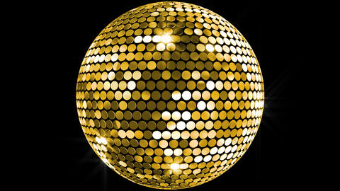 Mirror Ball 2 Fg 1 HD Animation